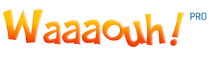 logo-waaaouh-pro-happy-sans